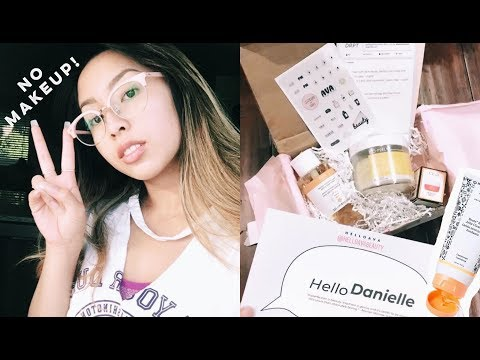 SKINCARE ROUTINE! Glowy, Clear Complexion | @ohdangdanii (HelloAva)