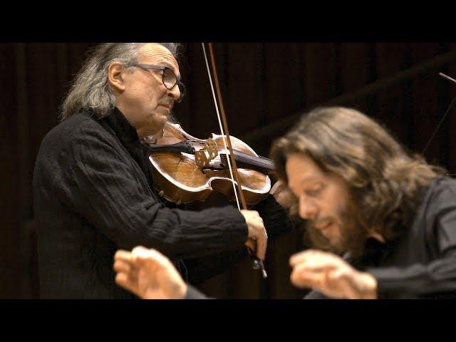 Jarrett : Bridge Of Light, pour alto et orchestre - G. Caussé, F. Braley, ORCW - LIVE 4K