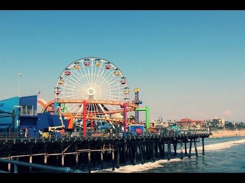 Los Angeles / Santa Monica / Venice Beach Travel Vlog
