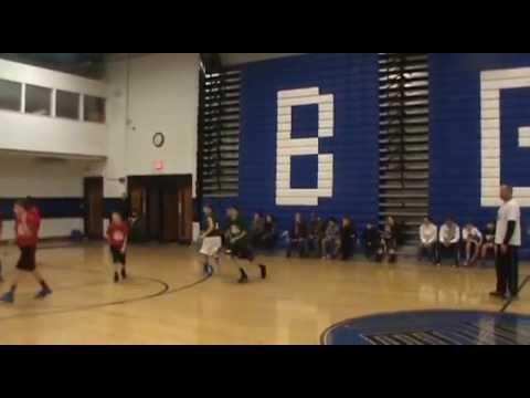 Boys Club Pittsfield,MA BBall 2014 team 7 vs team 4 (7th&8th grade)