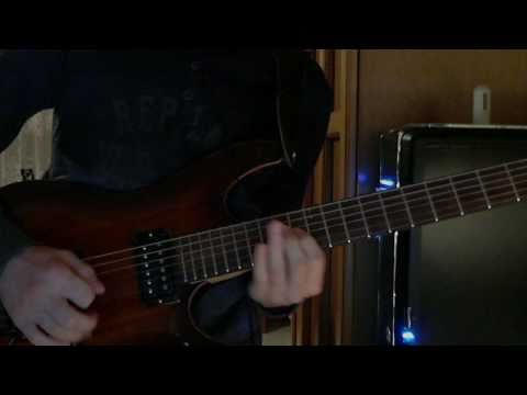 The Count of Tuscany (Dream Theater) Solo Intro