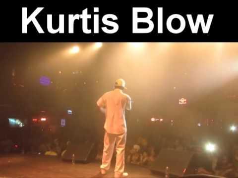 Show do Kurtis Blow no Bar Opinião em Porto Alegre/RS - Brasil