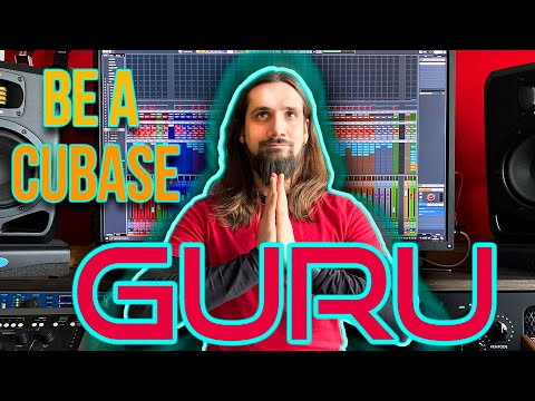 10 Cubase Shortcuts you should know- Up your PRO game!