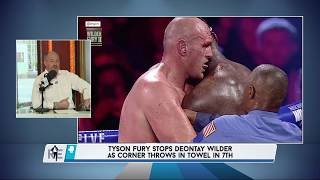 The Voice of REason: Rich Eisen Reacts to Tyson Fury's Dominating TKO of Deontay Wilder | 2/24/20