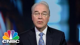 HHS Secretary Tom Price On Health Care Reform (Full Interview)   Squawk Box   CNBC