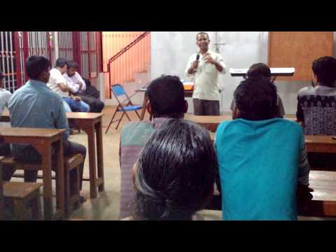 (ഹിന്ദി പ്രോഗ്രാം ) Hindi Outreach Programme - Life Fellowship, Thiruvananathapuram 004