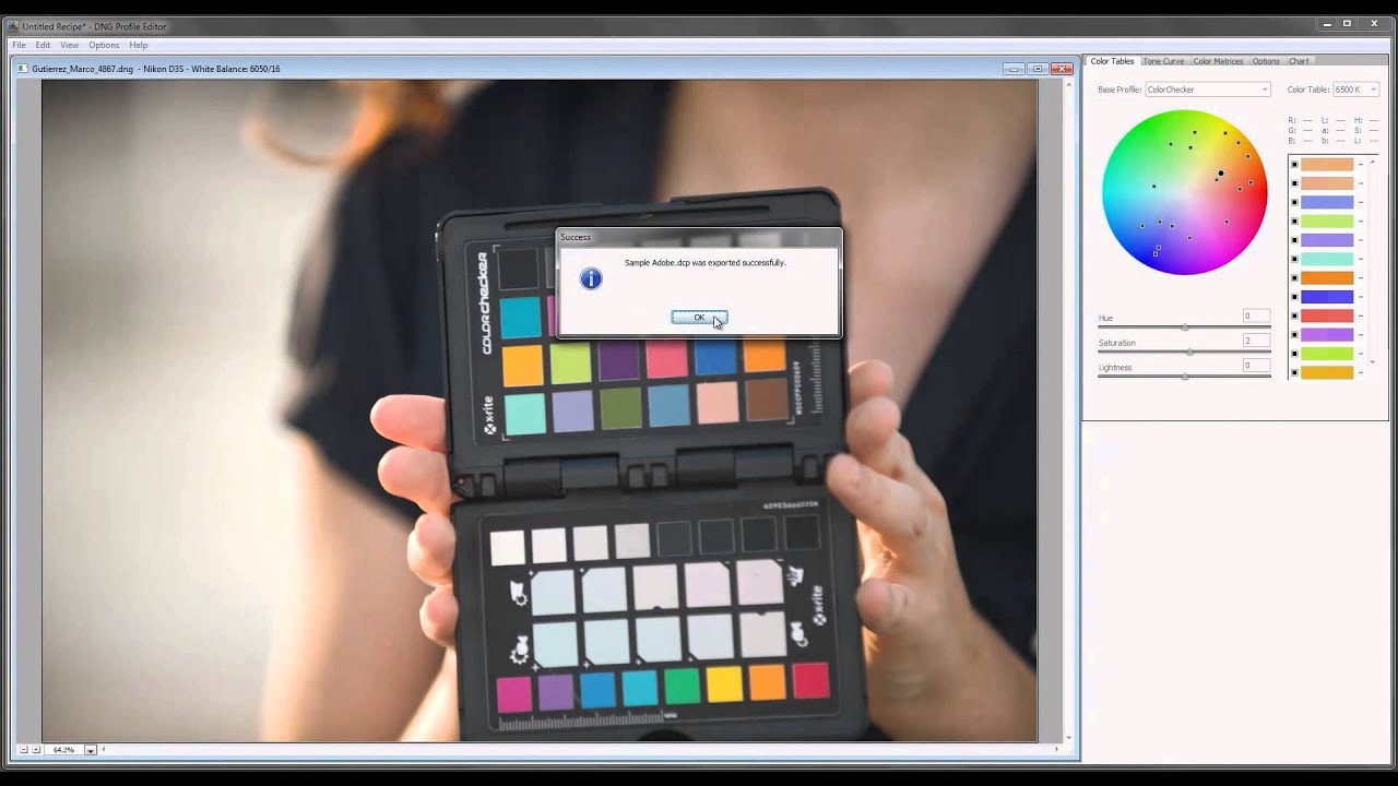 Color test online x rite - Using The Mcbeth Color Chart Or The Xrite Color Checker For Photography Tutorial