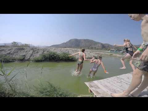 Krater Mud Bath Run 2015