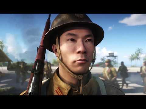 war-in-pacific---battlefield-v-trailer-gmv---{drown-by-milet-(vinland-saga-outro)}
