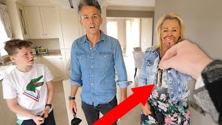 BUYING my Parents their DREAM House Surprise *EMOTIONAL*
