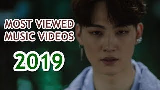 [TOP 50] MOST VIEWED K-POP GROUPS MVs OF 2019 | MAY, WEEK 4