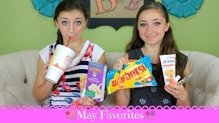 💜 May Favorites 2014! 💜 Thumbnail