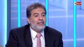 """شاهد.. محسن محي الدين: عودة زوجتي للتمثيل """"مستحيلة"""""""