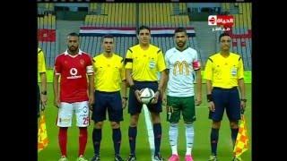 بالفيديو.. لاعبو الأهلي والمصري يتصافحان لأول مرة منذ مذبحة بورسعيد