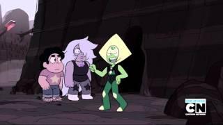Steven Universe - Amethyst is Defective (Clip) Too Far