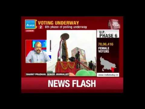 UP Elections: All Three Parties Have Much At Stake In The Sixth Phase Of UP Polls