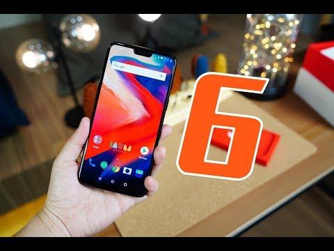 พรีวิว OnePlus 6 เครื่องแรกๆในประเทศไทย !!! - วันที่ 23 May 2018