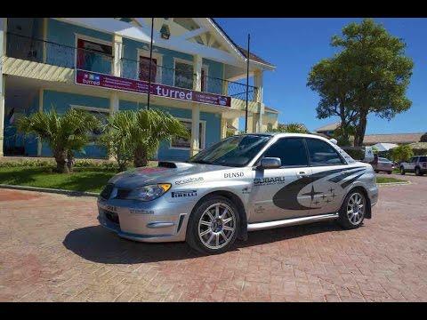 "Моя ""зажигалка"" Subaru Impreza WRX STI"
