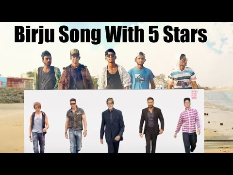 'Birju' Video Song | Mika Singh Udit Narayan | Rape By  Barket Bale