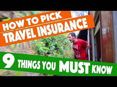 Travel Insurance Explained | Things You MUST Know Before You Buy Cheap | Family Holiday, Backpacking