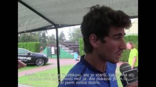 Orlando Luz po vítězství na turnaji Rieter Open Pardubice 2016