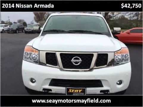 2014 nissan armada used cars mayfield ky youtube for Seay motors mayfield ky