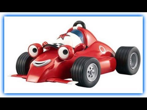 Roary Racing Car Roarys Pit Stop Panic - Roary Racing Car Games