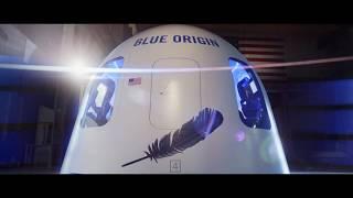 The New Shepard Crew Capsule