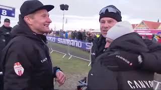 review WK cyclocross 2019 Bogense -  Mathieu Van der Poel