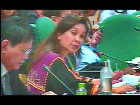Loren Legarda Chairs 3.5P Trillion Philippine Budget Asia's Bullish Economy