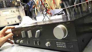 Technics SU-V303. One channel only...