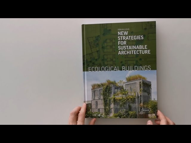 Ecological Buildings book
