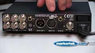 Mutec MC-3+ Audiophile Quality Smart Clock