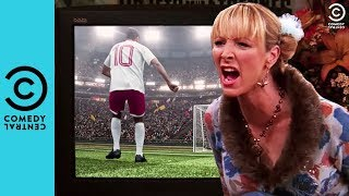 The One With The World Cup Promo | Friends