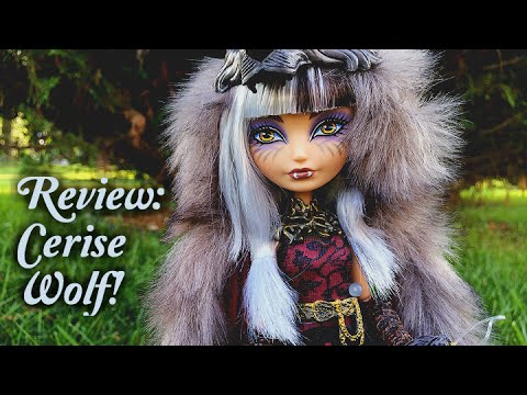 REVIEW: SDCC 2014 Exclusive Cerise Wolf! - YouTube