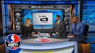 Paul Pierce reveals what Rockets need to do to change views of iso ball | NBA Countdown | ESPN