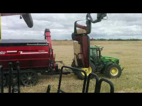 Autonomous grain cart Year 2