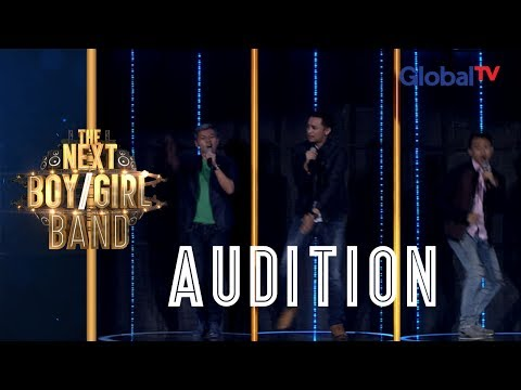 "Backstreet Boys ""Larger Than Life"" I Lipsync Battle I The Next Boy/Girl Band GlobalTV"