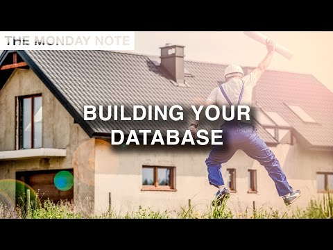 Building Your Database - The Monday Note
