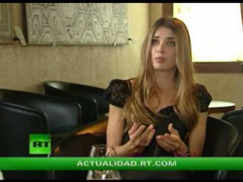Entrevista con la actriz ucraniana, Natasha Yarovenko