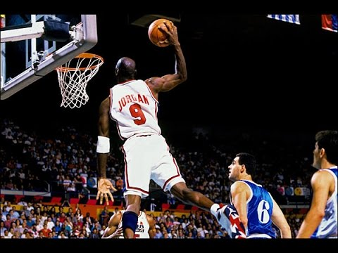 Michael Jordan and his best Olympic Plays - YouTube d53840af2d97