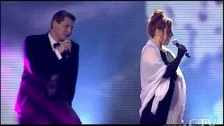 Шоу «Две звезды на СТВ. Редкие кадры». Суперфинал: Владимир Громов и Татьяна Лисицкая