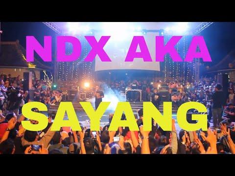 NDX AKA - Sayang  (Live in FKY 29 Kota Jogja 2017)