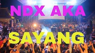 Video NDX AKA - Sayang  (Live in FKY 29 Kota Jogja 2017) download MP3, 3GP, MP4, WEBM, AVI, FLV Maret 2018