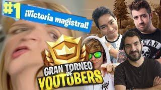 ANNA ORTON Y EL FORNÁI #YTBattleRoyale