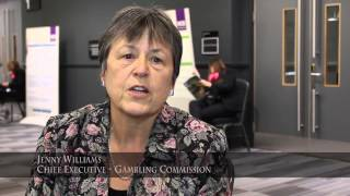 Jenny Williams, Chief Executive - Gambling Commission