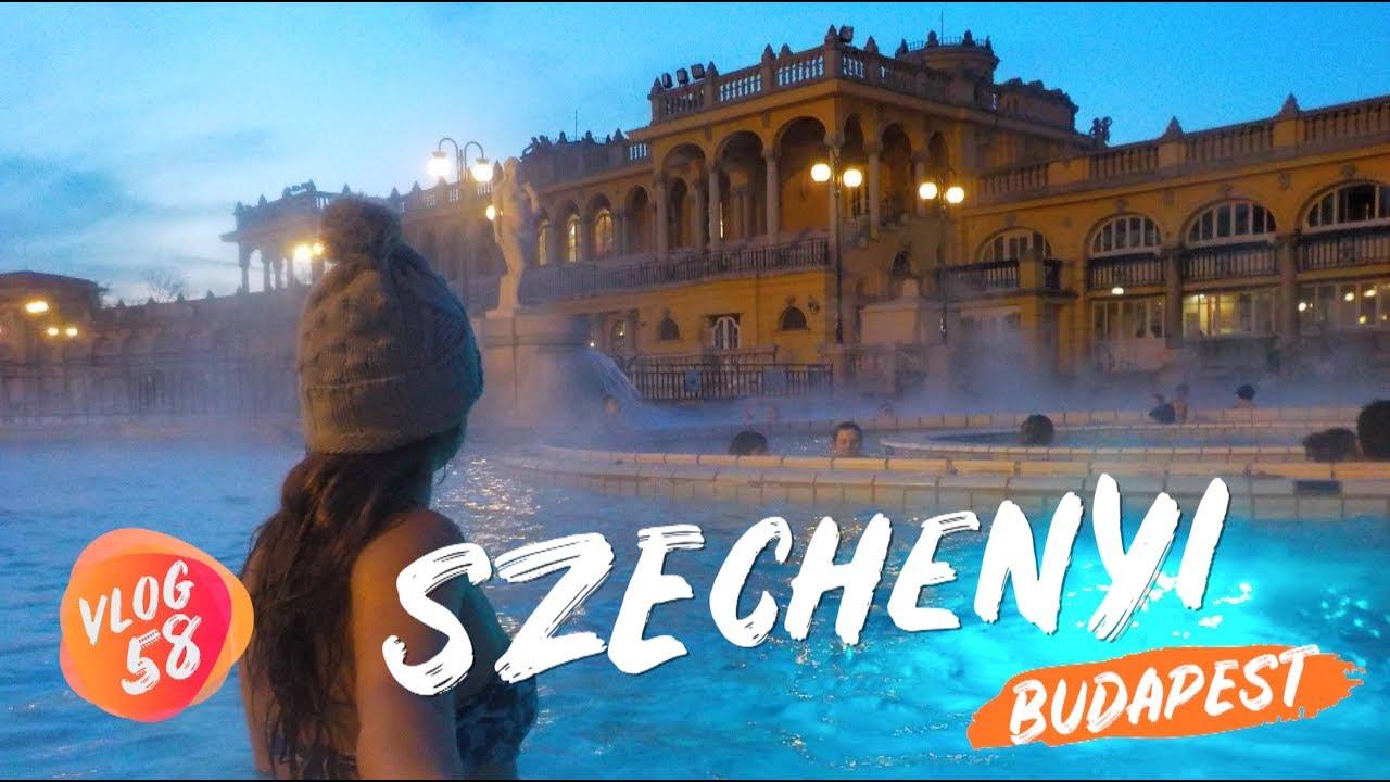 Baños Széchenyi El Mejor Balneario De Budapest Youtube