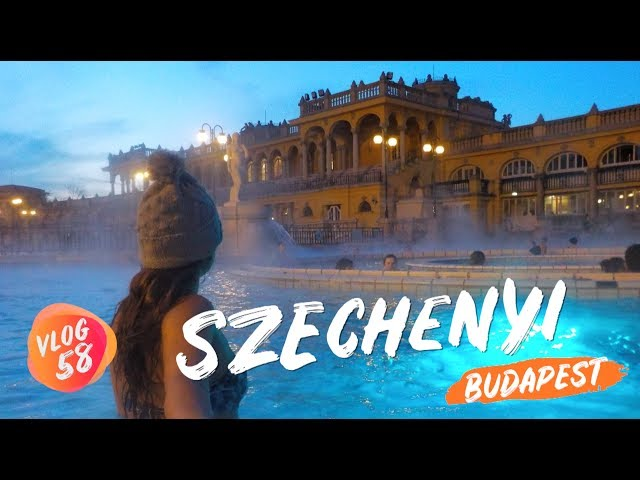 Baños Széchenyi el mejor balneario de Budapest