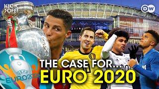 The case for EURO 2020   EURO Series