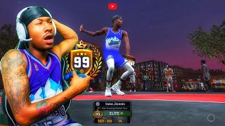 All ISO at the WORLDS HARDEST EVENT on NBA 2K19 with my 99 overall DEMIGOD! Best Build NBA 2K19